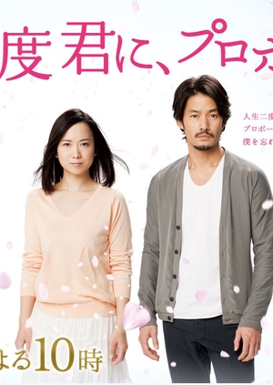 image of drama Mou Ichido Kimi ni, Propose - Will you marry me again (2012) [JDRAMA]